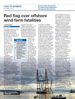 Dr: Wegner zu Tauchunfällen bei Offshore-Arbeiten