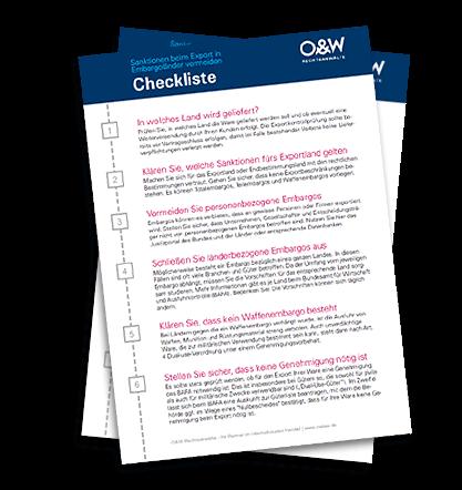 Checkliste: Zollnachzahlungen vermeiden