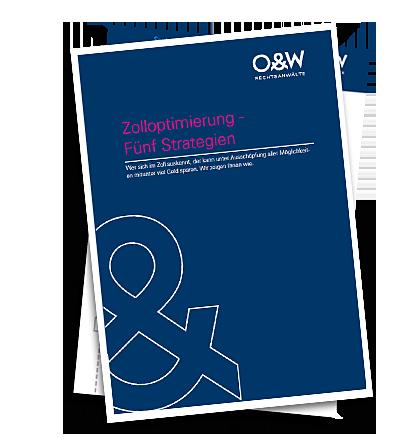 Zolloptimierung – Fünf Strategien für Ihr Unternehmen