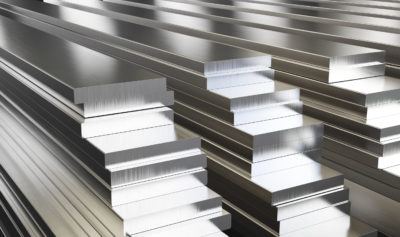 Antidumping flachgewalzte Aluminiumerzeugnisse aus China