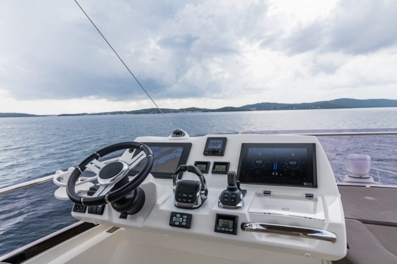 Yachtbesitzer: Haftungsisiken bei Navigations-App